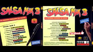 SALSA MIX 3 (1999)(FULL ALBUM)