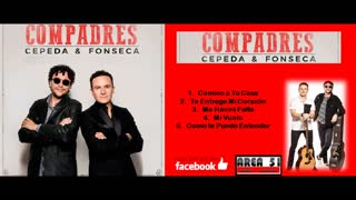 CEPEDA & FONSECA - COMPADRES (LADO F)(2020)(DJ ROBERT)