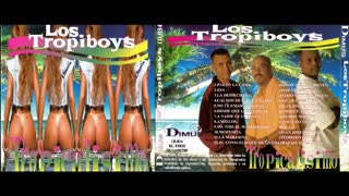 LOS TROPIBOYS - TROPICALISIMO (1998)(FULL ALBUM)