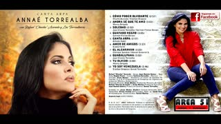 ANNAE TORREALBA - CANTA ARPA (2017)(FULL ALBUM)