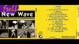 FULL NEW WAVE (FULL ALBUM)