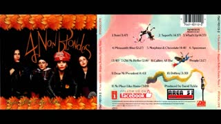 4 NON BLONDES - BIGGER, BETTER, FASTER, MORE (1992)(FULL ALBUM)