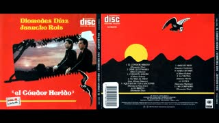 DIOMEDES DIAZ & JUANCHO ROIS - EL CONDOR HERIDO (1996)(FULL ALBUM)