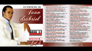 JUAN GABRIEL - LO ESENCIAL (CD3)(2009)(FULL ALBUM)