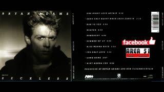 BRYAN ADAMS - RECKLESS (1984)(FULL ALBUM)