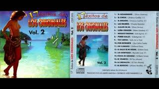 LOS ORIGINALES - 17 EXITOS DE LOS ORIGINALES VOL.2 (FULL ALBUM)