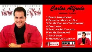 CARLOS ALFREDO - MERENGUE CLASICO (1989)(FULL ALBUM)