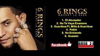 MOZART LA PARA - 6 RINGS (2020)(FULL ALBUM)