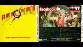QUEEN - FLASH GORDON SOUNDTRACK (1980)(FULL ALBUM)