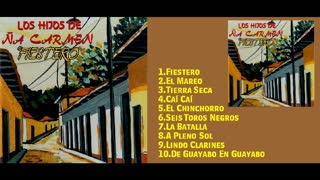 LOS HIJOS DE ÑA CARMEN - FIESTERO (1991)(FULL ALBUM)