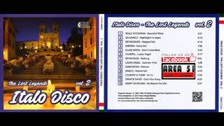 VA - ITALO DISCO - THE LOST LEGENDS VOL.02 (2017)(FULL ALBUM)