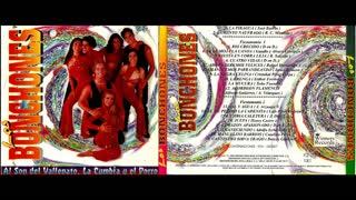 LOS BONCHONES - AL SABOR DEL VALLENATO, LA CUMBIA Y EL PORRO (1995)(FULL ALBUM)