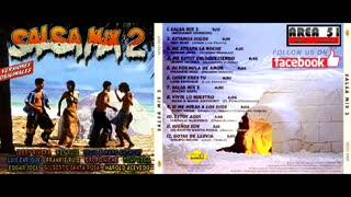 SALSA MIX 2 (1996)(FULL ALBUM)