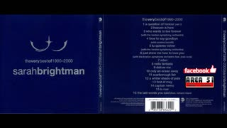 SARAH BRIGHTMAN - THE VERY BEST OF 1990 - 2000 (2001)(FULL ALBUM)