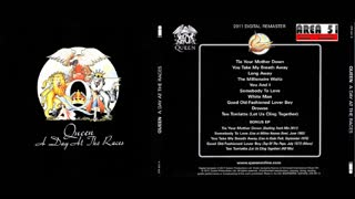 QUEEN - A DAY AT THE RACES (2011)(FULL ALBUM)