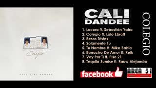 CALI & EL DANDEE - COLEGIO (2020)(FULL ALBUM)