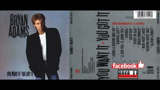 BRYAN ADAMS - YOU WANT IT (1981)(FULL ALBUM)