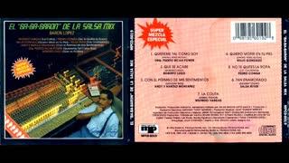 BARON LOPEZ - El BA-BA-BARON DE LA SAlSA MIX (1992)(FULL ALBUM)