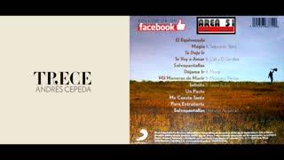 ANDRES CEPEDA - TRECE (2020)(FULL ALBUM)