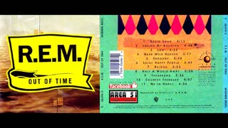 R.E.M. - OUT OF TIME (1991)(FULL ALBUM)