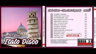 VA - ITALO DISCO - THE LOST LEGENDS VOL.03 (2017)(FULL ALBUM)