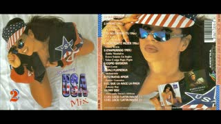 BARON LOPEZ - DANCING USA SALSA MIX 2 (1996)(FULL ALBUM)