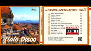 VA - ITALO DISCO - THE LOST LEGENDS VOL.05 (2017)(FULL ALBUM)