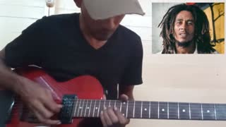 Bob Marley - Waiting in Vain [Guitar Cover]