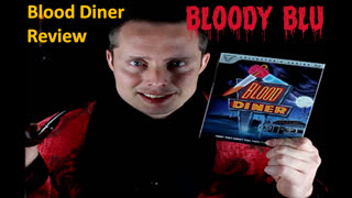 BloodyBlu.com Blu Ray Review #4 - 'Blood Diner' Vestron Video Horror Release
