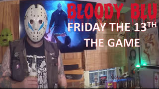 BloodyBlu.com Gaming Review #2 - Friday the 13th The Game